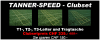 TANNER SPEED Clubset
